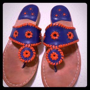 Jack Rogers flat sandal